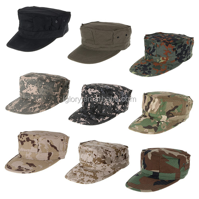 Military Tactical Army Ranger Rip Stop Patrol Fatigue Cap Combat Hats 243b7d3b2de