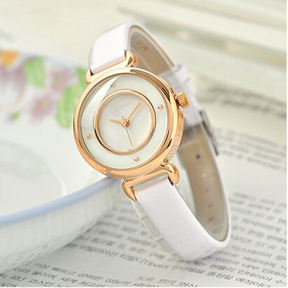 2014 trendy ladies role watches for small wrists semi-precious stone watch