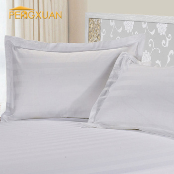 Woven Technics 100%Cotton Material and Hospital Use envelope pillow cases