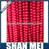 stock wholesale red coral natural coral bead