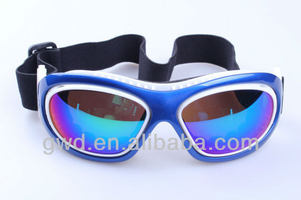 fashionable motorcycle helmet goggles