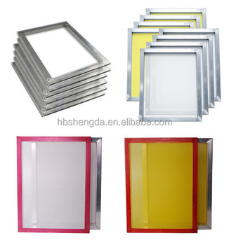 d4fb7fc9 Factory Supply Silk Screen Printing Screens/Screen printing Aluminum Frames