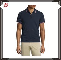 2017 oem mens polo shirt custom golf polo shirt made in China wholesale