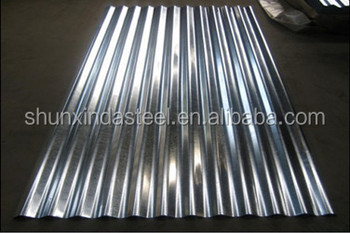 Metal Roof / Corrugated Roofing Sheet / Aluminium Zinc Roofing ...