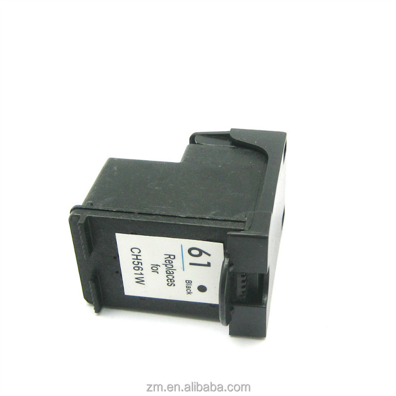 High Yield Ink Reset Cartridge Compatible for hp 61 Black 61XL