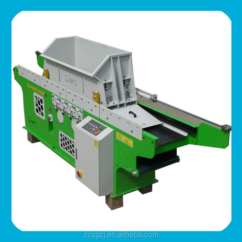 Nice appearance strong machine to make wood shavings