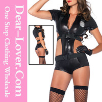 halloween dropshipping xxxxl Sexy Police Women Costume woman sex hot police costume