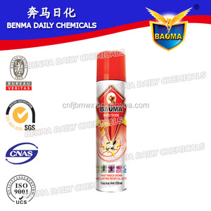 BAOMA 400ml water based aerosol insecticide spray