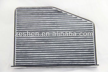 Carbon Cabin Air Filter For Golf Jetta MK5 MK6 Passat B6 B7L CC Tiguan  Caddy 1K1