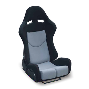 Fiber Sports Racing Car Bucket Seat