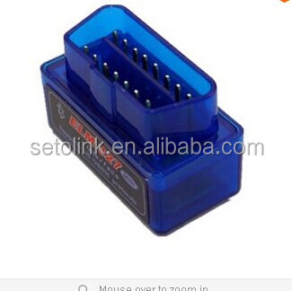 Code Reader Type obd2 elm327 interface bluetooth