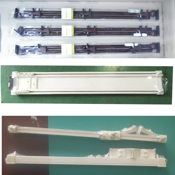 Aluminum Curved Shower Curtain Rod,Aluminum Curved Curtain Rods ...
