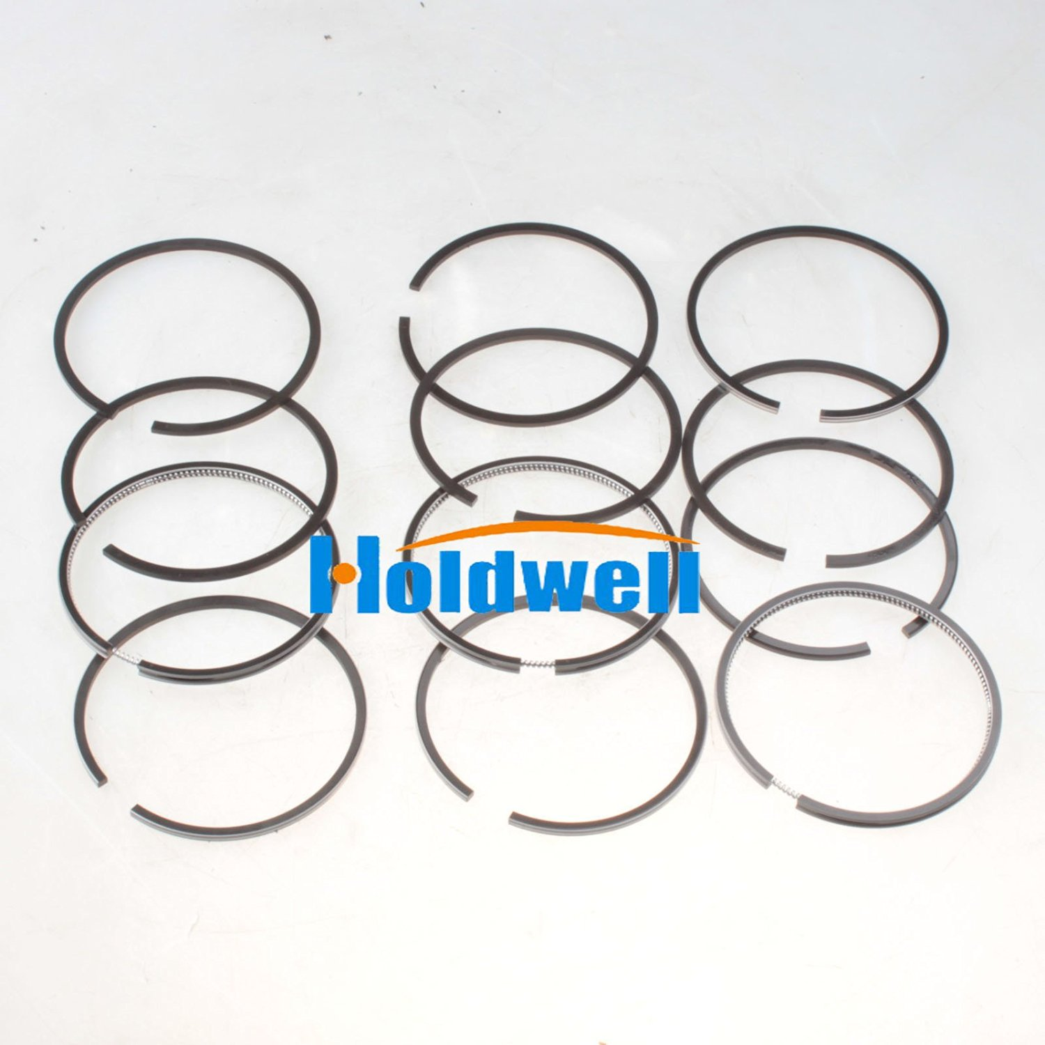 Holdwell Piston Ring 115107970 for Perkins 403 404 Series Engine
