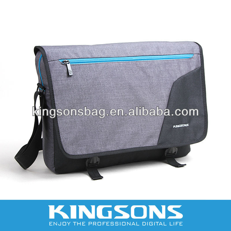 2014 High Cost Performance Waterproof Messenger Bag Laptop Briefcase K8653W