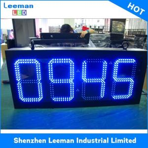 weather station clock factory export odd arc curve p10mm led panel sign screens