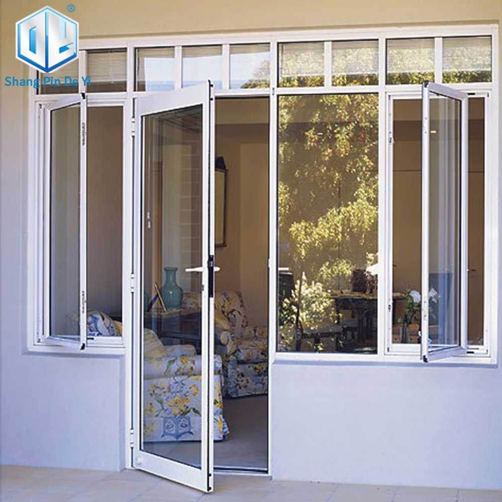 Residential Aluminum Double Entry Doors Wholesale Entry Doors