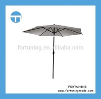 Prompt delivery waterproof and windproof design printing garden patio umbrella