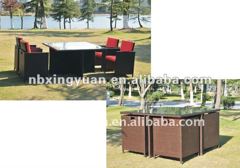outdoor rattanm bel rattan gartenm bel gartenm bel set im. Black Bedroom Furniture Sets. Home Design Ideas