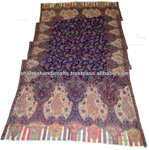 kani wool pashmina ladies shawls in india