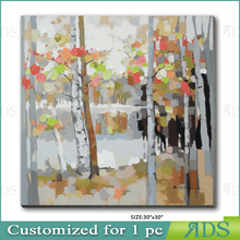 Meaningful Pictures .Abstract Art Oil Painting