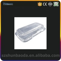 polystyrene packaging, pet food container ,plastic packaging box