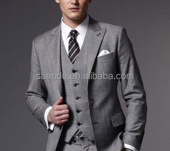 1f333a466a84 Tweed Check Pick Lapel Men Gender Top Quality Bespoke Custom Tailor Made 3  pieces Men's Suit