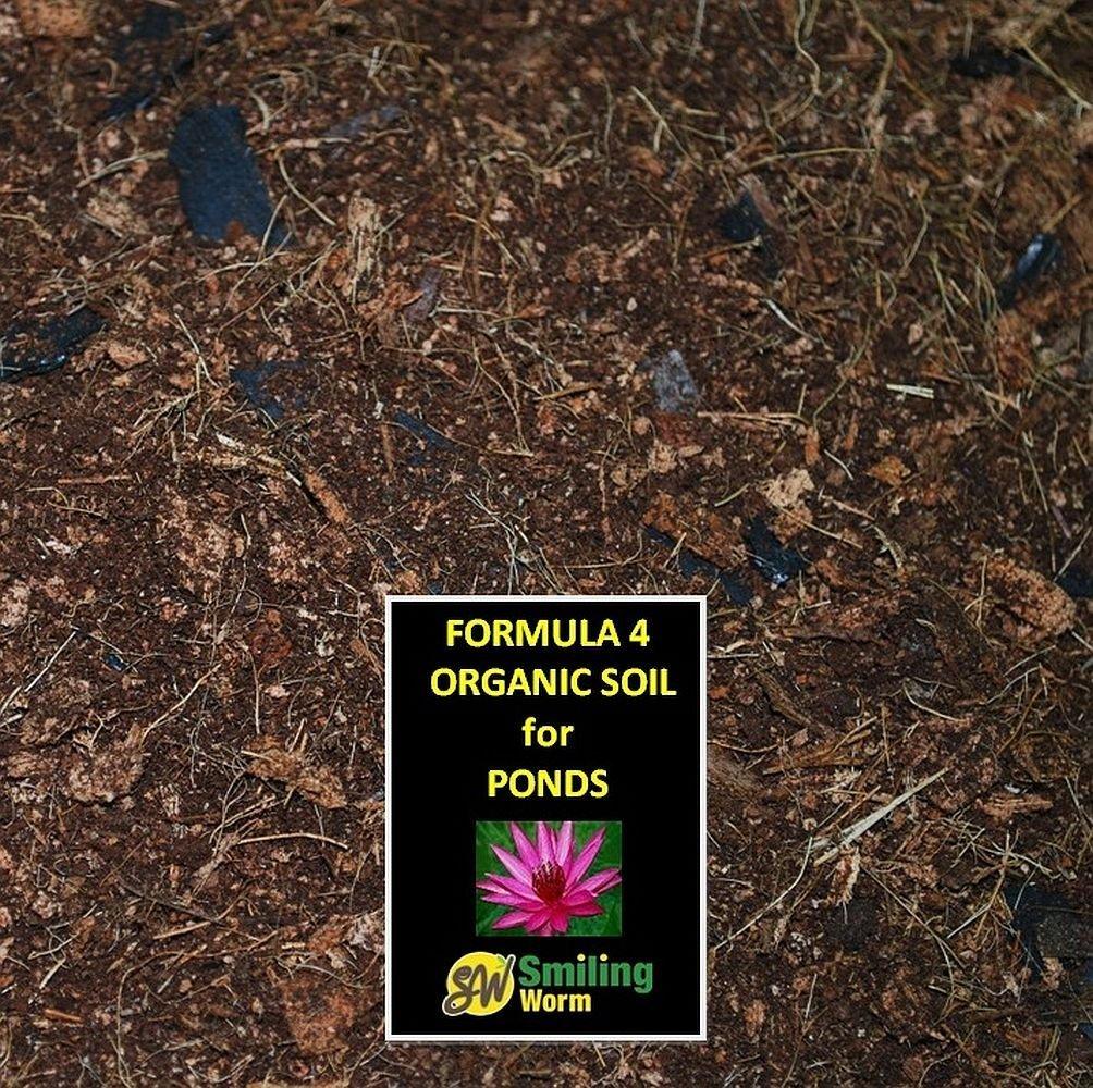 Aquatic Soil Pond Water Lily Organic