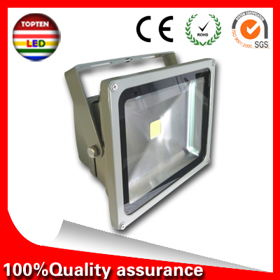 Shenzhen UV 100w led flood light ultra thin dmx led flood lighting CE driver with CE ROHS certification