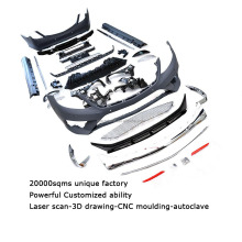 Auto Car Body Kit for Ben z S350 S550 S500 W222