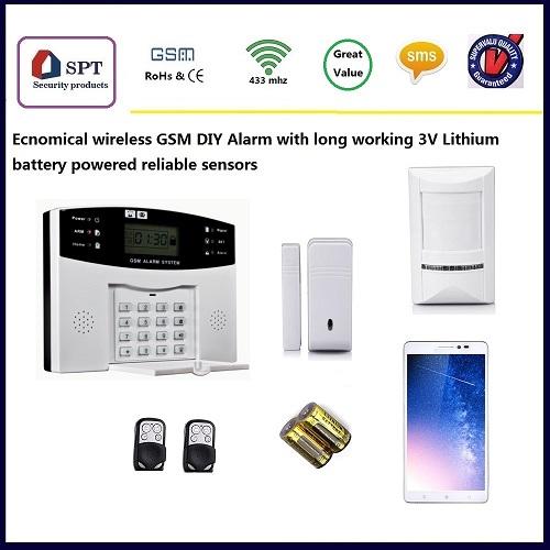 Sicherheits-gsm-alarmsystem Bedienungsanleitung - Buy Sicherheits ...