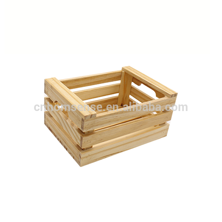 China supplier eco-friendly kitchen food serving pine wooden pallet