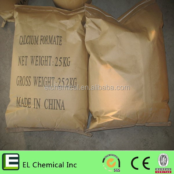 98 calcium formate / calcium formate 98% from EL Chemical