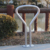Triangular bicycle parking racks and bollards with bike racks