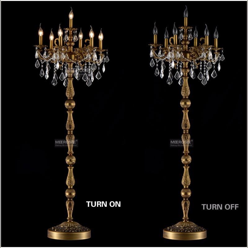 Floor Lamp Stand Light Fixture