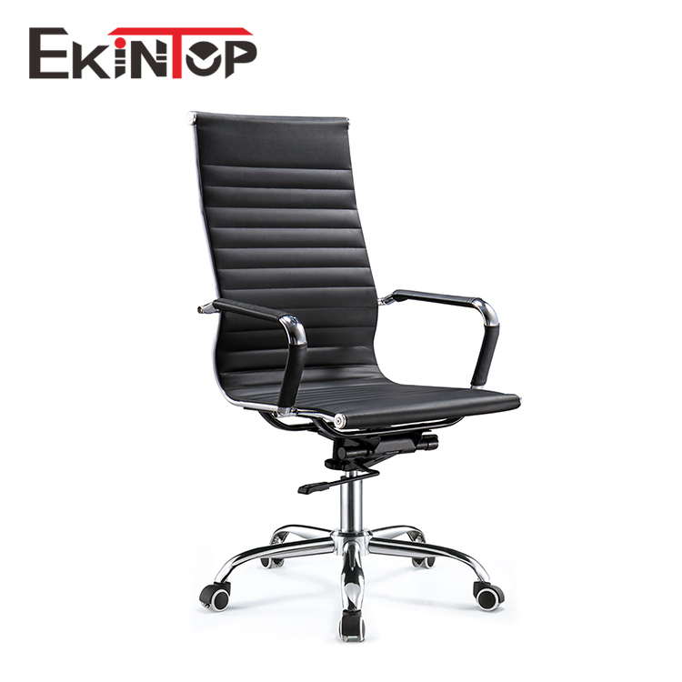 Double function modern factory price luxury executive wooden frame swivel leather office chair