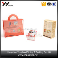 Most Popular Suppliercosmetics Recyclable pvc packing box design