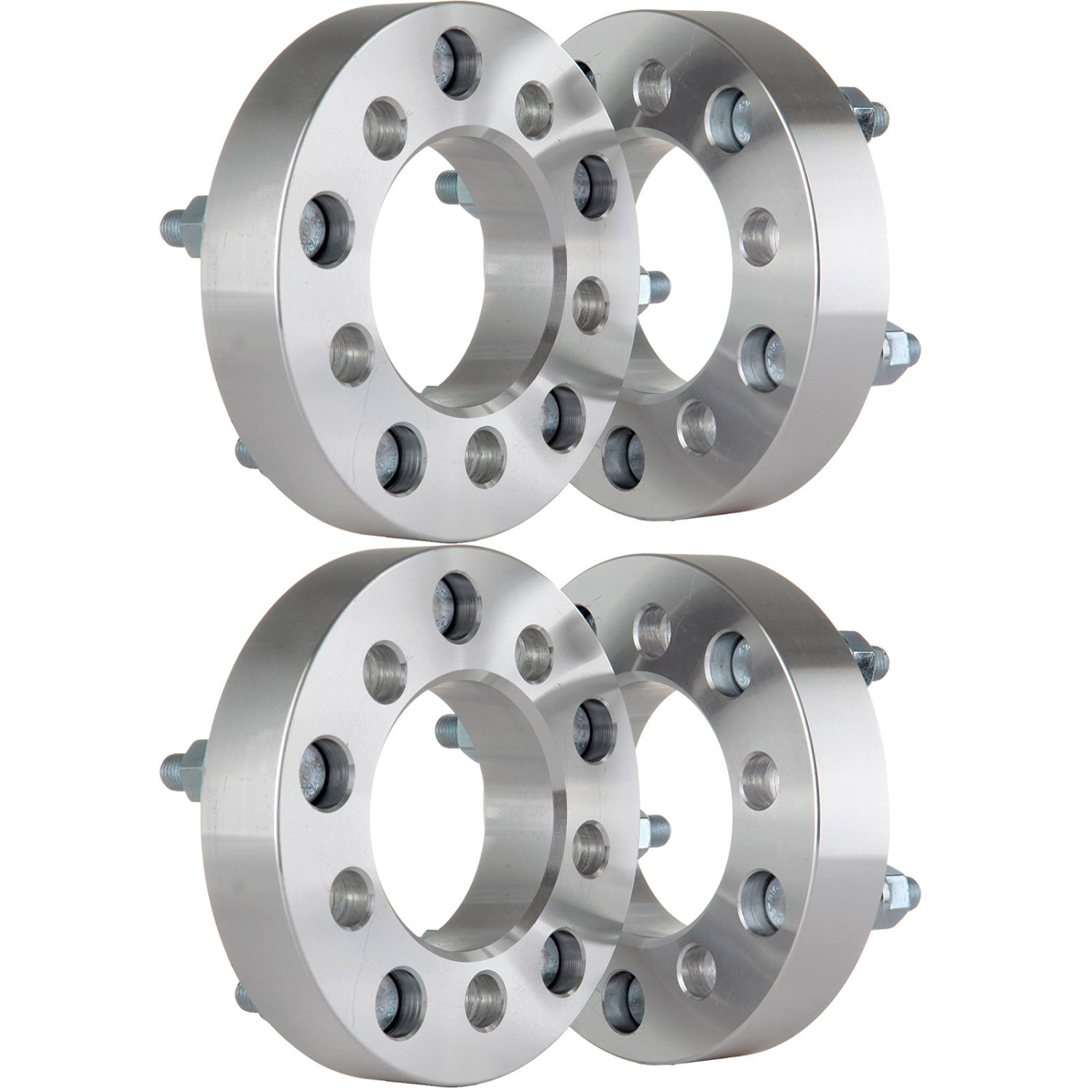 """5x100 to 5x114.3 Adapter Wheel Spacers For 1990-2014 Subaru Legacy 4Pc 25mm 1/"""""""
