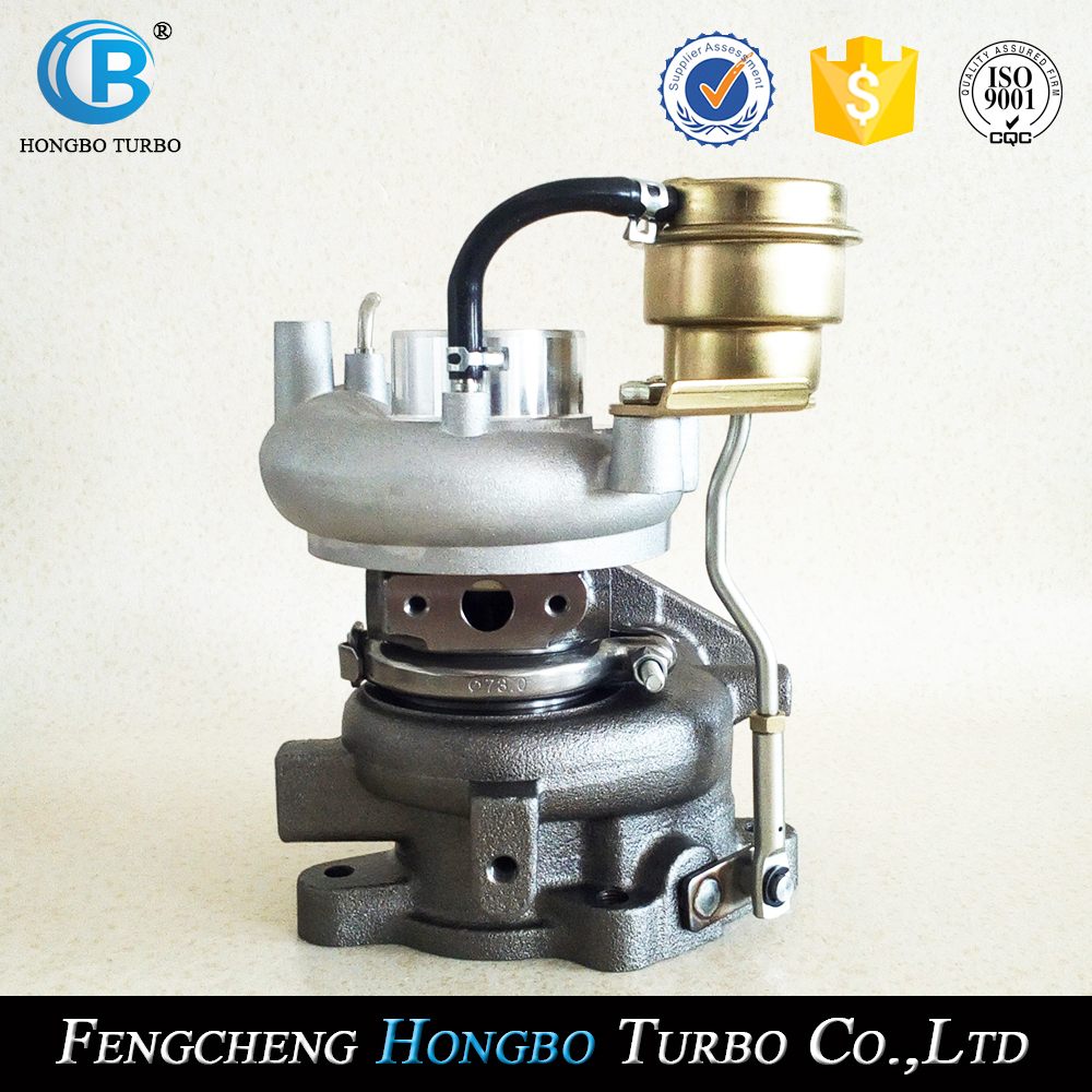China producer customized turbo accessory 49135-03110 49135-03101 TD04 turbocharger for Mitsubishi Triton 4M40T 2.8L