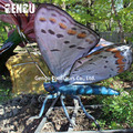 Simulation Butterflies in Largest Amusement Park