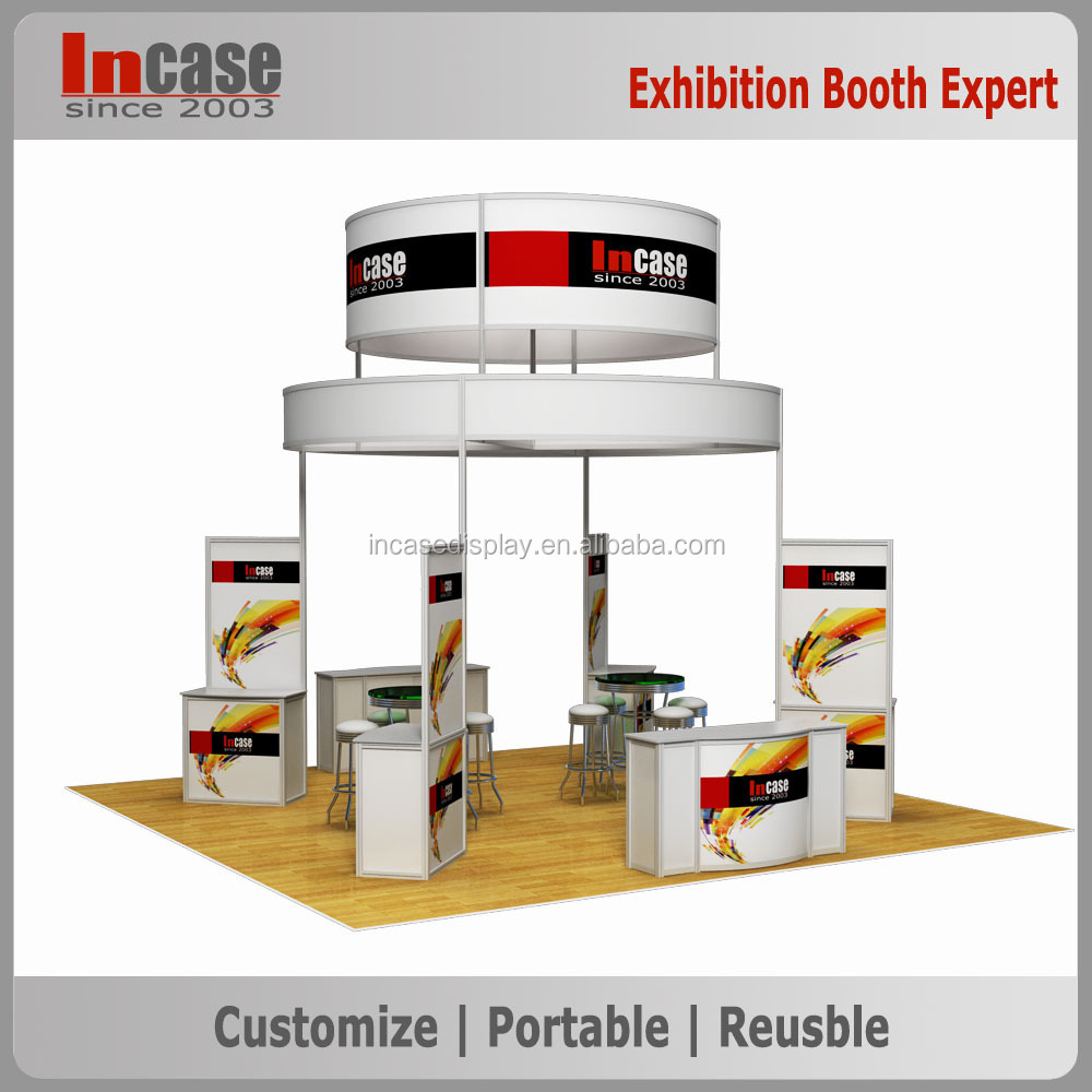 Island Trade Show Exhibition Booth Design Ideas   Buy Trade Show Booth,Trade  Show Booth Design,Booth Design Ideas Product On Alibaba.com