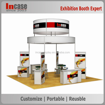 Island Trade Show Exhibition Booth Design Ideas - Buy Trade Show ...