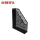 Beifa Brand DH0017 Promotional Office Supply Black Mesh Desk File Holder Organizer