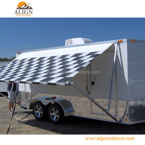 2017 New Style Car Awning for Roll out Caravan Awning