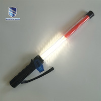 waterproof IP65 rechargeable road safety led flare traffic warning baton