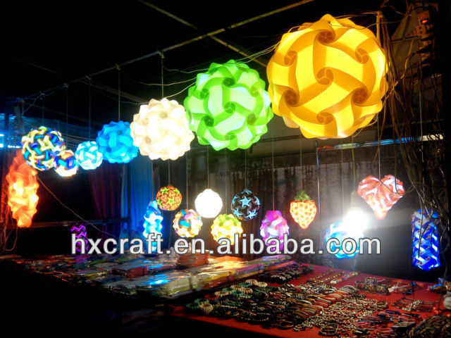 Puzzle Lamp Iq Jigsaw Lights Medium Pp