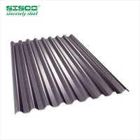DX51D cold rolled corrugated metal galvanized zinc roof sheet price