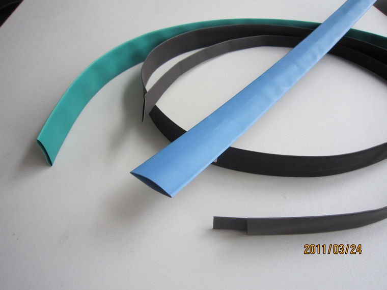 Colorful heat shrink tube