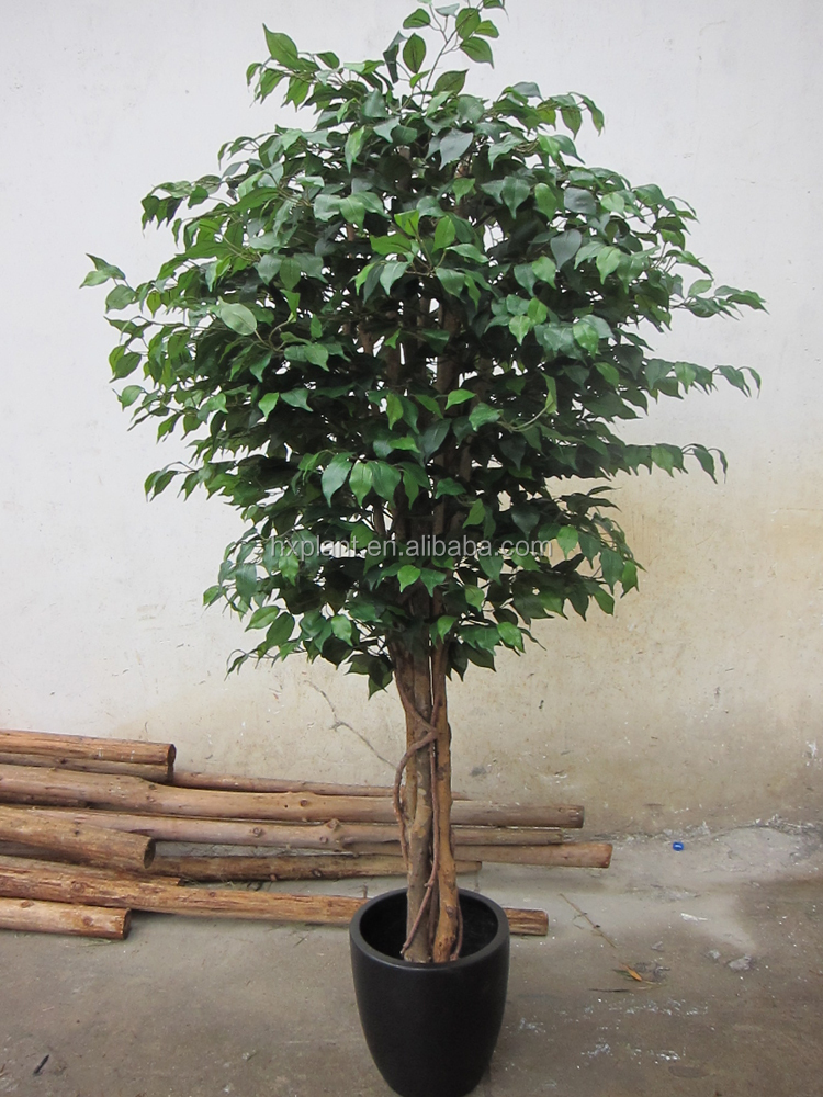Artificielle ficus bonsa arbre pour la d coration la for Arbre bonsai exterieur