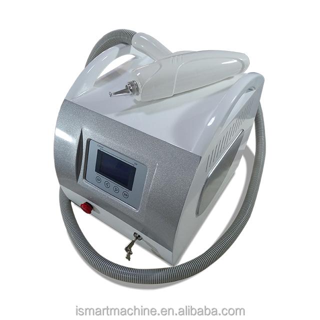 Alibaba.com / Portable Tattoo removal machine q switch nd yag laser