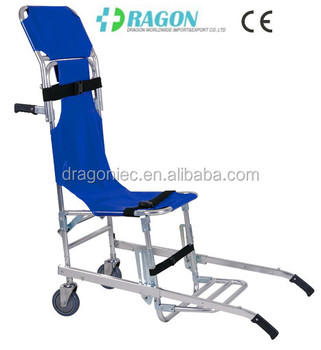 Dw st002 Electric Stair Chair Emergency Stair Stretcher